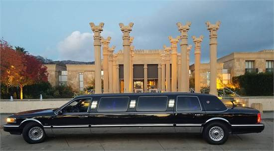 NO CONTACT travel in my personal Limousine