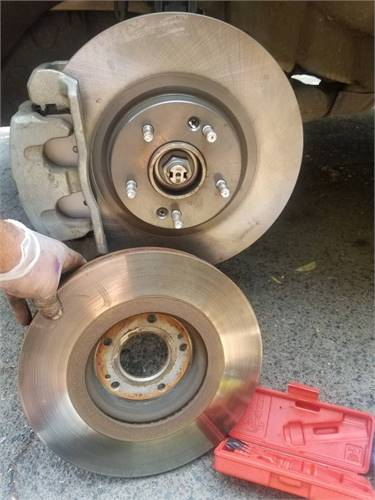 Brake job special(mobile) No need to go to shop