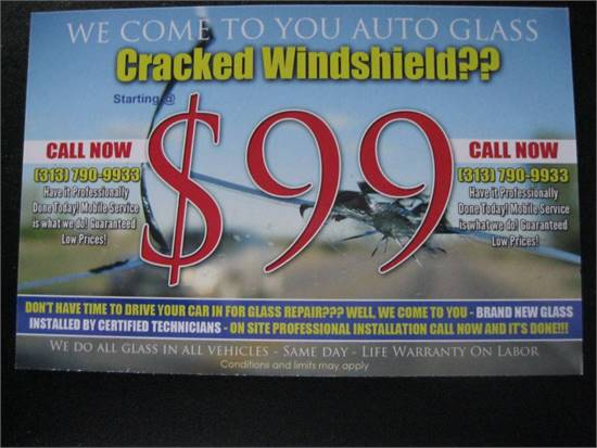 **WINDSHIELDS!! AUTO GLASS!! ANY GLASS!! PROFESSIONALLY DONE!!
