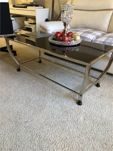 Coffee Table. Tv Stand and two smaller tables.4Pieces Set