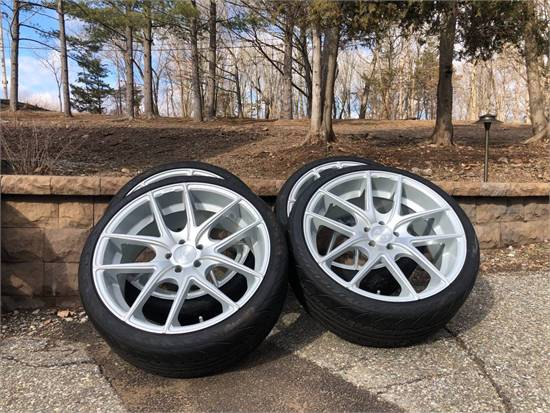 NICHE wheels and Tires