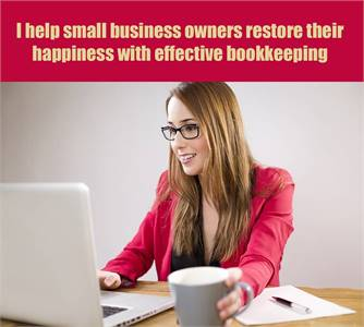 BOOKKEEPER READY TO HELP YOU - QuickBooks, Accounts, Bookkeeping, Etc