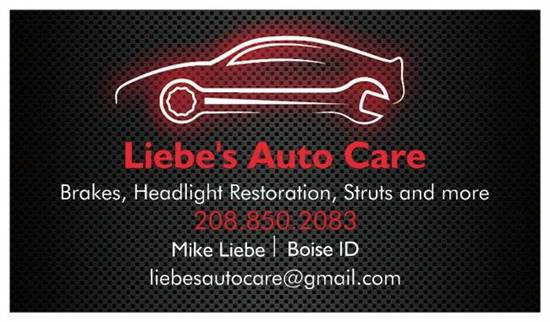 Affordable Brake Pad & Rotor replacement
