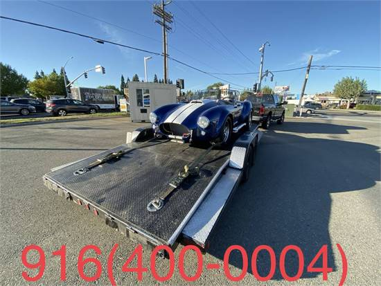TOWING **Flatbed Tow Truck** LOCAL TOW