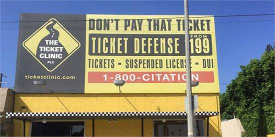 Whether you received your traffic ticket in Orange County, Los Angeles or The San Francisco CALL US!