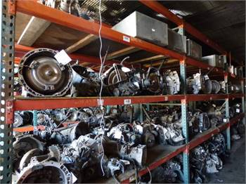 CAR AND TRUCK USED TRANSMISSIONS