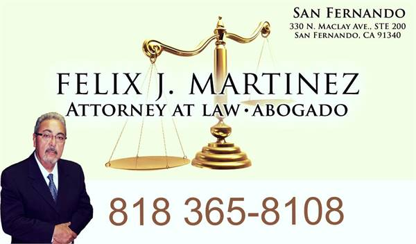 Lawyer/Abogado 818-365-8108 ⱶ℡ 818-365-8108 ⱶ℡
