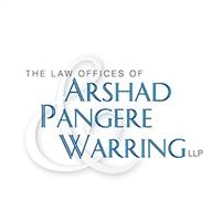 Legal Services Arshad Pangere and Warring LLP