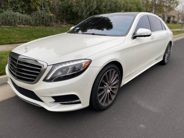 2015 S550 Amg package sports package clean title