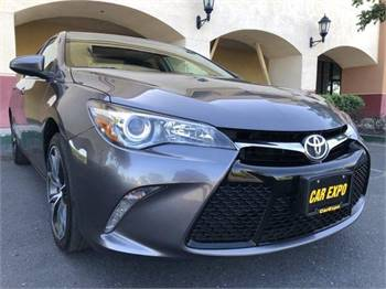 2017 Toyota Camry XSE -TOP $$$ FOR YOUR TRADE!!