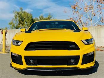 2015 Ford Mustang GT ROUSH,STICK SHIFT,LOW MILES,NAV,BACKUP CAM