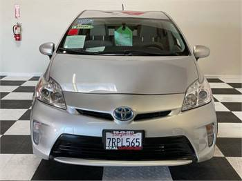 2012 Toyota Prius Two 4dr Hatchback