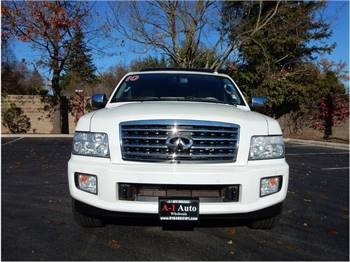 2010 Infiniti QX56 Base 4x4 4dr SUV - Financing For Most Credit Situations!