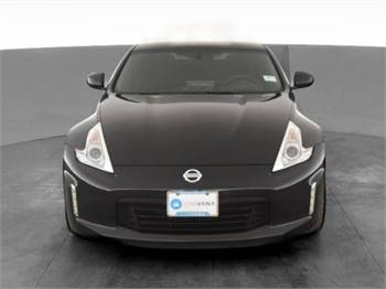 2013 Nissan 370Z Coupe 2D coupe Black - FINANCE ONLINE