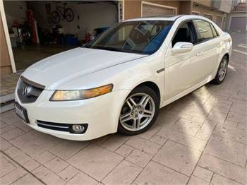 2007 Acura TL clean title! 1 owner!